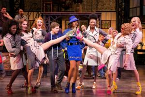 KINKY BOOTS, MATILDA and MOTOWN Take Musical Theatre GRAMMY Nominations; Plus LES MIS Soundtrack and More!