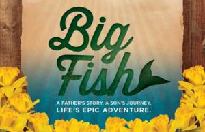 St. Luke's United Methodist Church's BIG FISH Opens 8/15