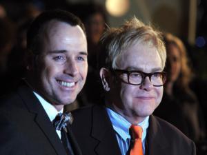 Elton John, David Furnish Set May Wedding Date!
