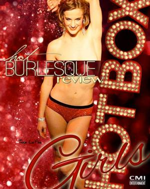 The Hot Box Girls' HOT BURLESQUE REVUE to Take the Upper West Side, 6/23