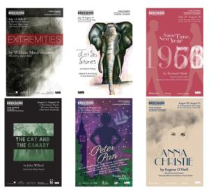 Berkshire Theatre Group Wins '2013 American Graphic Design Award'