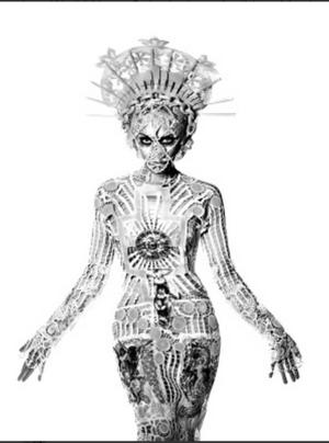 Jean Paul Gaultier Fashion Exhibit Debuts at the National Gallery of Victoria