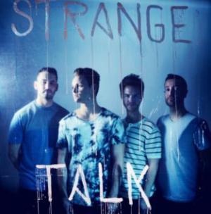 Strange Talk to Release Debut Album CAST AWAY, 4/29