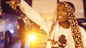 ASAP Rocky Stars in Noisey Documentary SVDDXNLY