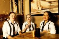 OzCabaret to Premiere CHAMPAGNE CABARET and WINE CABARET at 2013 Adelaide Fringe, Feb 17-March 14