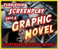 Fast-Growing Company Turns Screenplays Into Graphic Novels