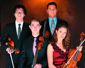 Dover String Quartet Returns to Music Mountain, 7/13