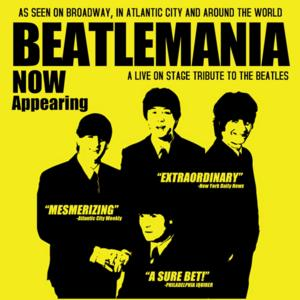 BEATLEMANIA NOW Tribute Show to Play Stamford's Palace Theatre, 9/28