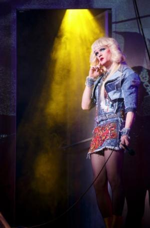 Neil Patrick Harris Spits Water at Woman During HEDWIG