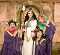 BWW Reviews: PRINCESS IDA Produced by Gilbert and Sullivan Society of Austin is Hysterical and Current