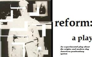 Jen Emma Hertel's REFORM: A PLAY at Summer Play Festival at Manhattan Repertory Theatre, 7/8-10
