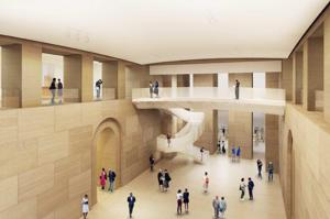 The Philadelphia Museum of Art to Unveil MAKING A CLASSIC MODERN: FRANK GEHRY'S MASTER PLAN FOR THE PHILADELPHIA MUSEUM OF ART, Today