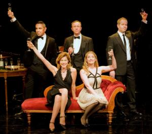 BWW Reviews: PUTTING IT TOGETHER, St James Theatre, January 15 2014