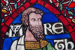 The Met Museum Presents RADIANT LIGHT: STAINED GLASS FROM CANTERBURY CATHEDRAL, 2/25-5/18