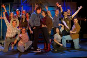 FOOTLOOSE to Premiere at Eagle Theatre, Jan 17