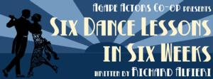 BWW Reviews: More Lessons Taught Than Dancing in SIX DANCE LESSONS IN SIX WEEKS