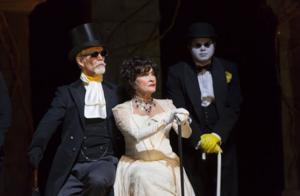 Williamstown Theatre Festival's THE VISIT, Starring Chita Rivera Closes Today, 8/17