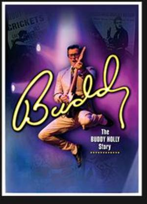 Laguna Playhouse Presents BUDDY - THE BUDDY HOLLY STORY, Now thru 8/10