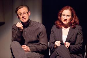 BWW Reviews: Stray Dog Theatre's Consistently Amusing Production of THE LITTLE DOG LAUGHED