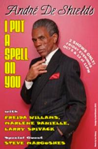 Andre De Shields Brings I PUT A SPELL ON YOU to Laurie Beechman, 10/5 & 12