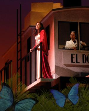 The Washington National Opera Presents FLORENCIA IN THE AMAZON, 9/20-28