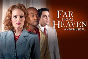 SpeakEasy Stage Company to Present FAR FROM HEAVEN, 9/12-10/11