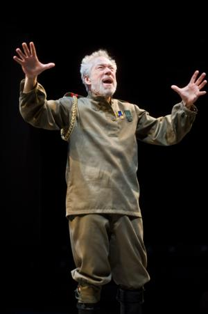 Dennis Krausnick Plays Caesar for 14 Shows Only at Shakespeare & Company, 7/15-8/2