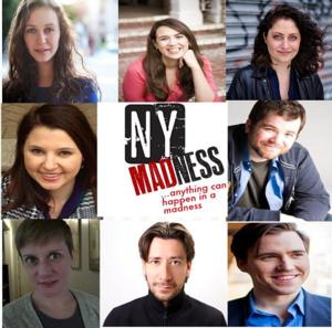 New York Madness to Launch Fifth Season with Chisa Hutchinson, 9/21