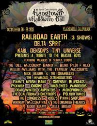 Hangtown Halloween Ball Music Festival Runs Now thru 10/28