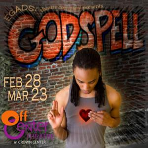 BWW Preview: GODSPELL to be Produced by Egads! Theatre Company