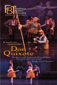 DON QUIXOTE Ballet to Play Irvine Barclay Theatre, 3/16-17
