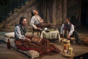 BWW Reviews: 'The Whipping Man' Redefines Slavery at the Stiemke Studio
