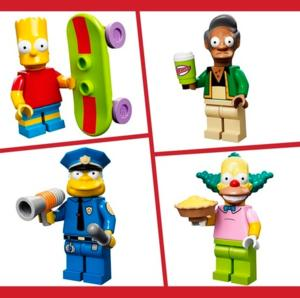 New SIMPSONS LEGO Figurines On the Way to Mark Lego-Themed Episode