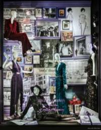 Bergdorf Goodman's 111th Anniversary Season of Celebration: The Windows, Interior & Store Wrapping