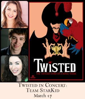 Team StarKid to Perform TWISTED in Concert at 54 Below Tomorrow
