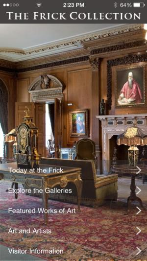 The Frick Collection Reveals Mobile App