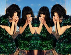 Stream Kimbra's The Golden Echo on NPR First Listen Now