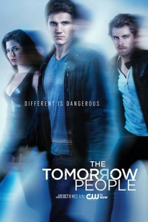 THE TOMORROW PEOPLE Hits Series High on The CW