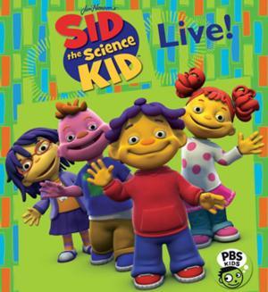 La Mirada Theatre to Present Jim Henson's SID THE SCIENCE KID LIVE!, 3/16