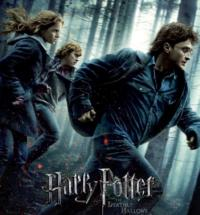 HARRY POTTER AND THE DEATHLY HALLOWS - PARTS 1 & 2 Coming to Blu-ray/DVD Today, 11/13