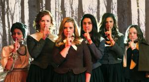 BWW Previews: World Premiere of AFFLICTED:  DAUGHTERS OF SALEM Comes to the Coterie Theatre in Kansas City