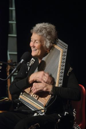 Folk Music Society of NY Present Next Artist in Legends Concert Series:  Peggy Seeger, 3/28