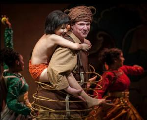 Huntington Theatre Extends THE JUNGLE BOOK Through 10/20