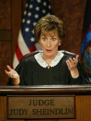 JUDGE JUDY Is #1 Syndicated Show in February Sweep