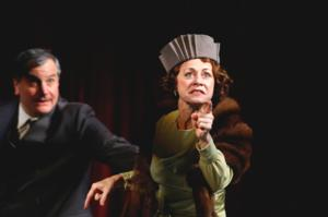 BWW Reviews: Not Your Usual Mama: GYPSY Ignites