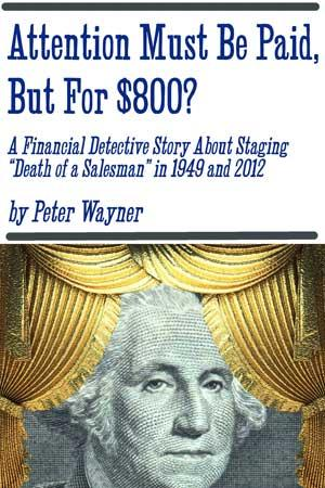 BWW Reviews: ATTENTION MUST BE PAID, BUT FOR $800? by Peter Wayner