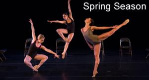 Company C Contemporary Ballet's Spring Program Features Two World Premieres by Maurice Causey and Charles Moulton, 4/25-5/11