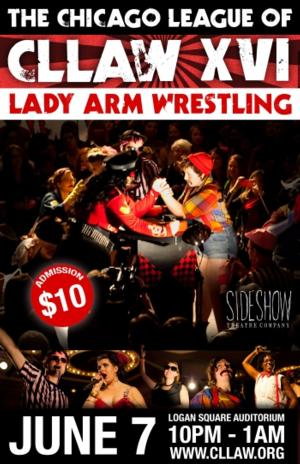 Sideshow Theatre to Present CLLAW XVII – THE DAY OF THE DEAD, 11/2