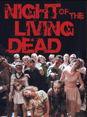 NIGHT OF THE LIVING DEAD to Open 10/4 at Maverick Theater