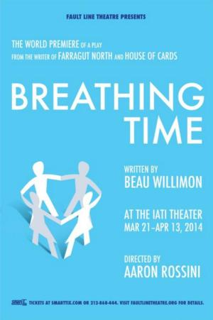 Whitney Conkling, Craig Wesley Divino, Lee Dolson & More Will Star in Beau Willimon's BREATHING TIME Off-Broadway